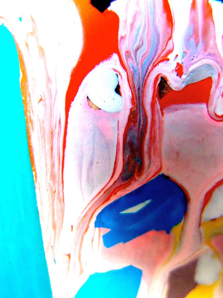 Mask V - Photography without editing - Dimension Fantasmic