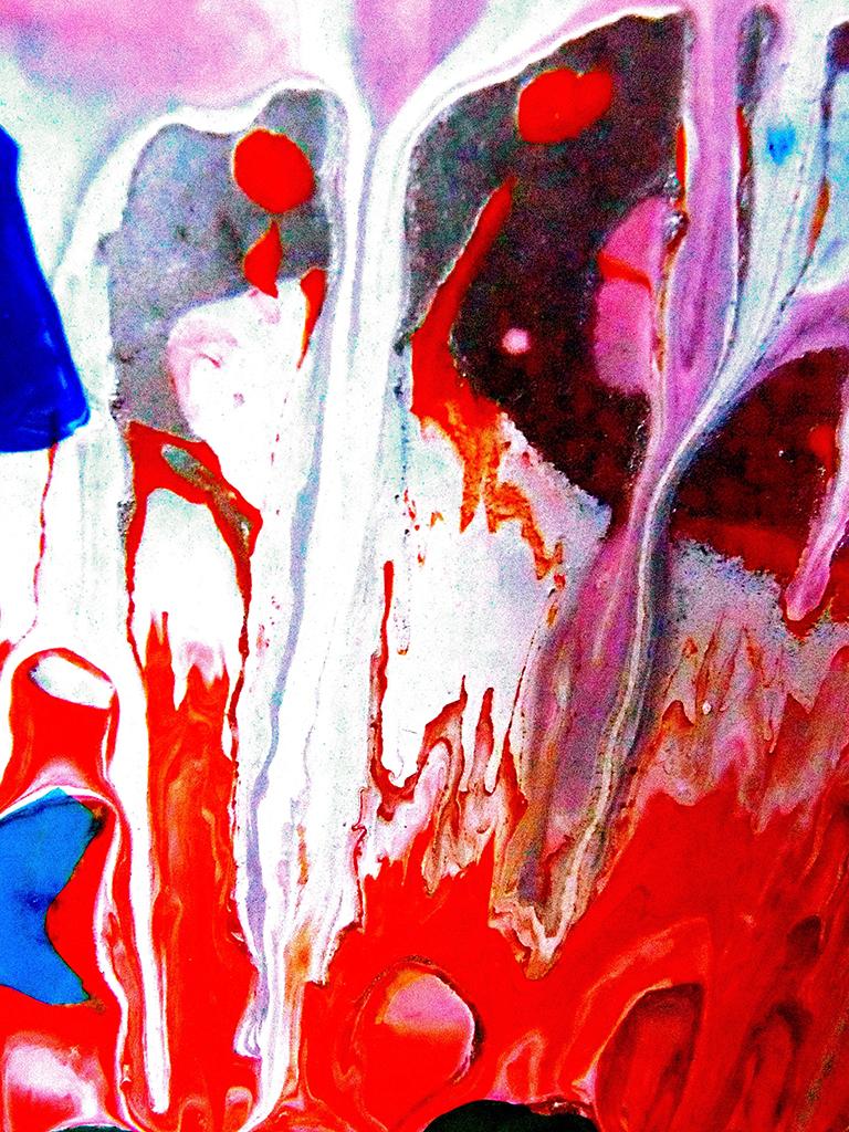 Mask VII - Photography without editing - Dimension Fantasmic