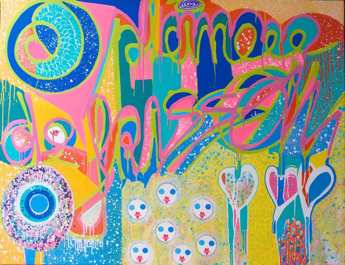 A spiral full of thrills - Dimension Fantasmic