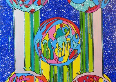 Galaxies d'extras terrestres